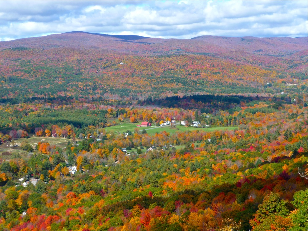 Real new england travel the berkshires in western for The berkshire
