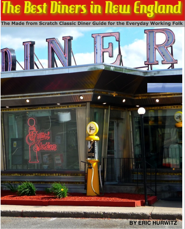 Best Diners in New England book