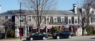 Image of Concord's Colonial Inn, Concord, Mass.