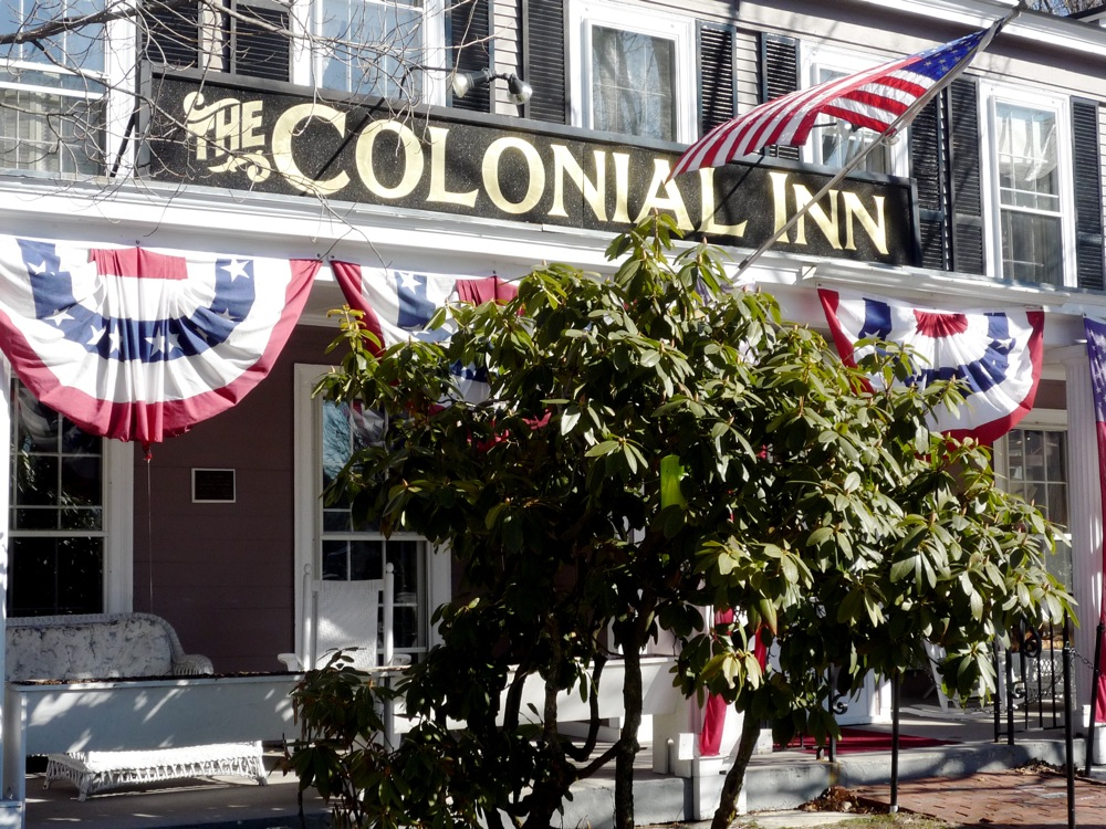 Concord's Colonial Inn, Concord, massachusetts