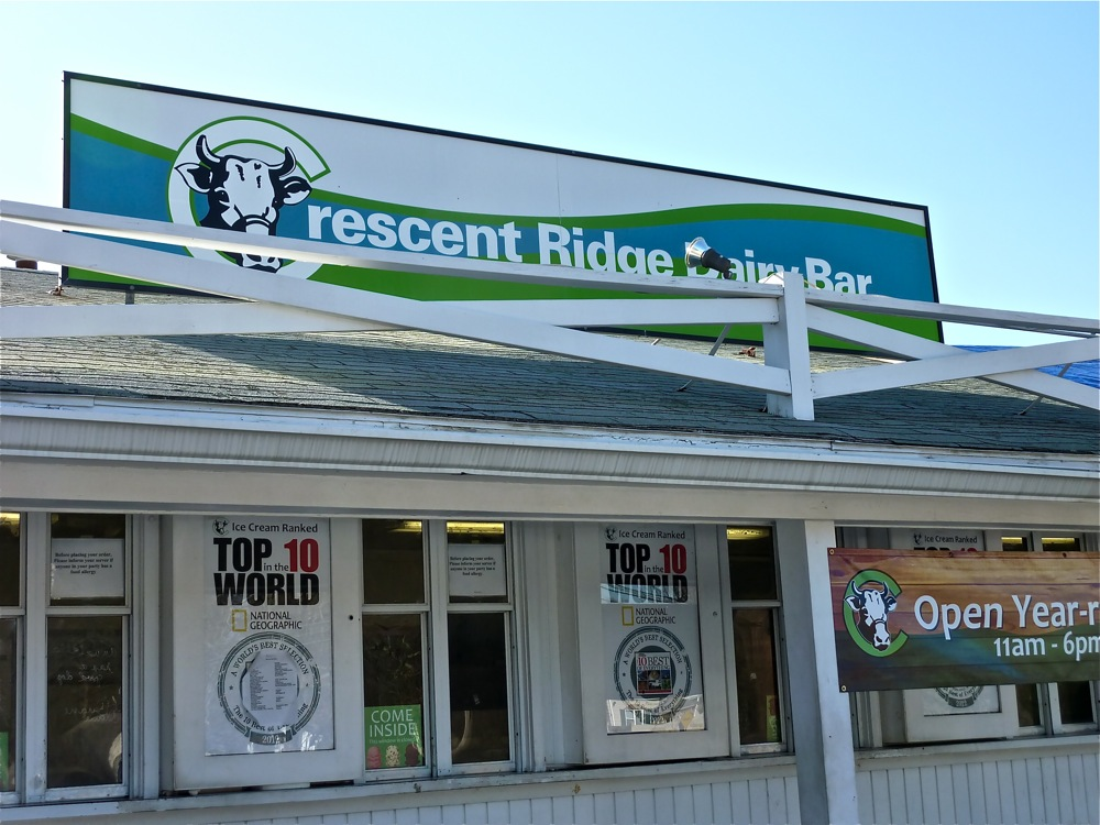 Crescent Ridge Dairy Bar, Sharon, Massachusetts