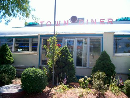 Deluxe Town Diner, Watertown MA