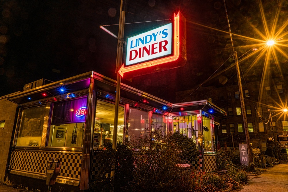 Lindy's Diner in Keene NH.