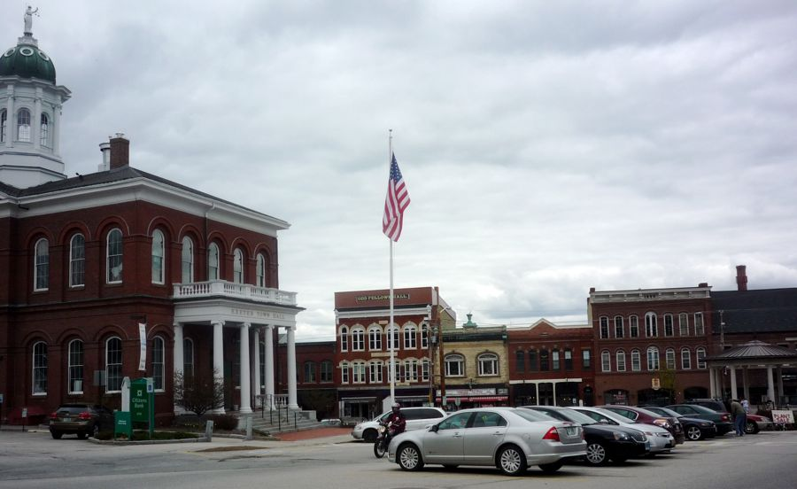 Picture of Downtown Exeter NH