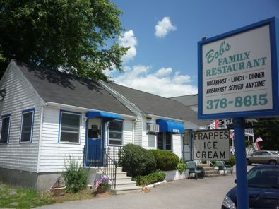 Picture of Bob's Family Restaurant, Millis, Mass.