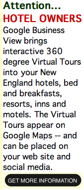 Hotel Google Business View New England