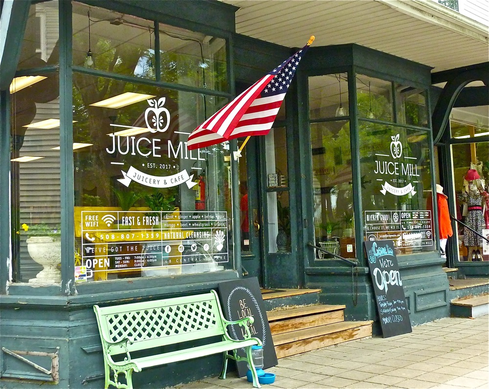 Juice Mill, Bridgewater, Massachusetts