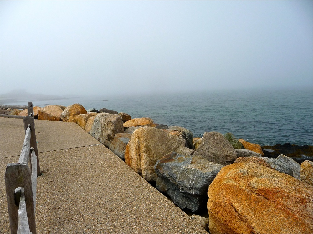 Sakonnet Point in Little Compton, Rhode Island