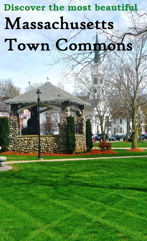 From Provincetown to Williamstown, these 70 town commons in Massachusetts reflect the beauty and history of the Bay State.