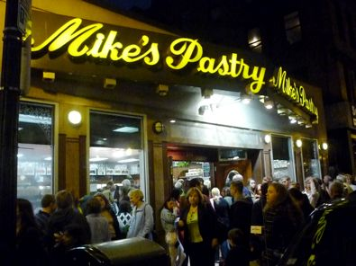 Mike's Pastry, Boston MA