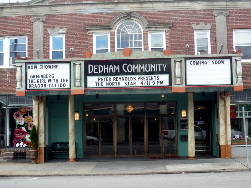 Dedham Movie Theater, Dedham MA