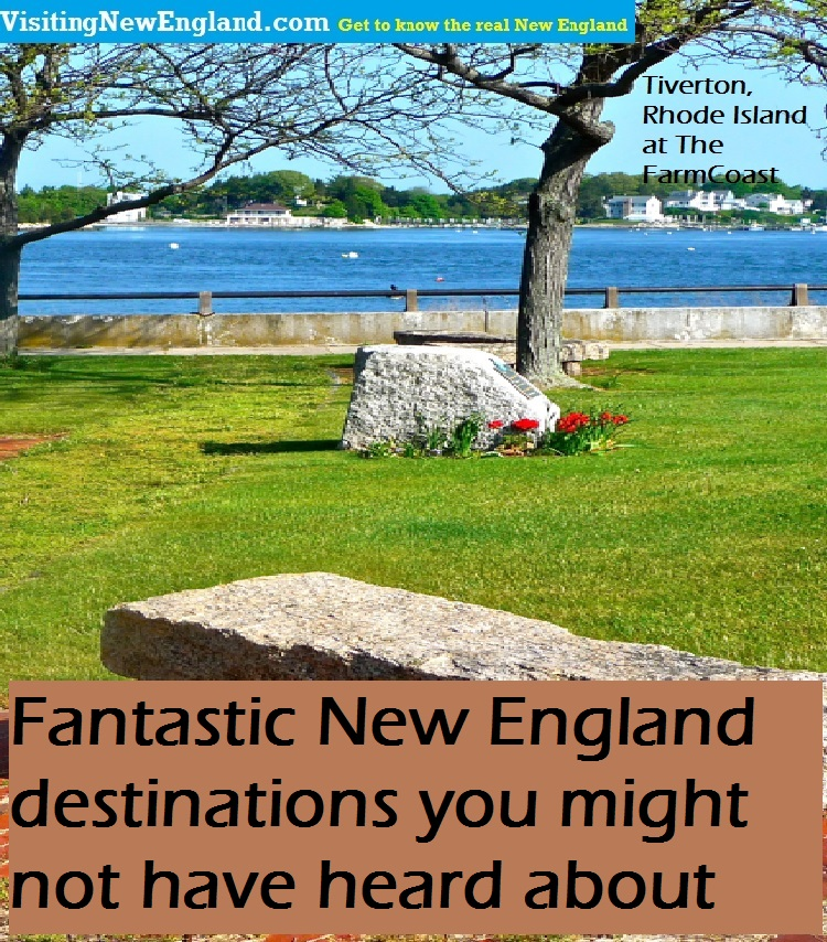 These New England summer destinations provide off-the-beaten path travel delights.