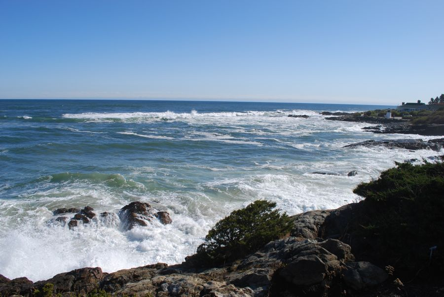 Marginal Way, Ogunquit Maine photo