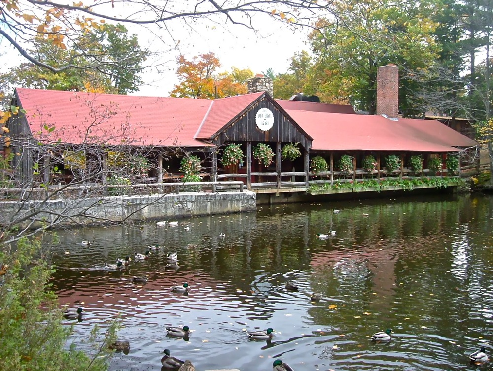 1761 Old Mill restaurant, Westminster, Mass.