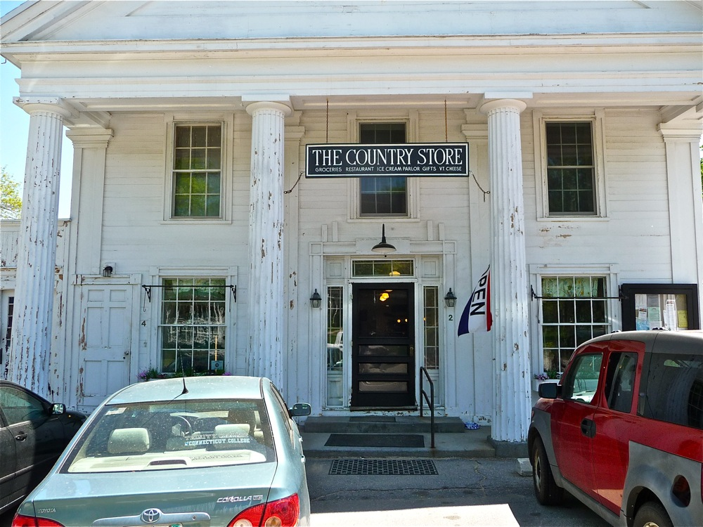 Petersham Country Store in Petersham, Massachusetts