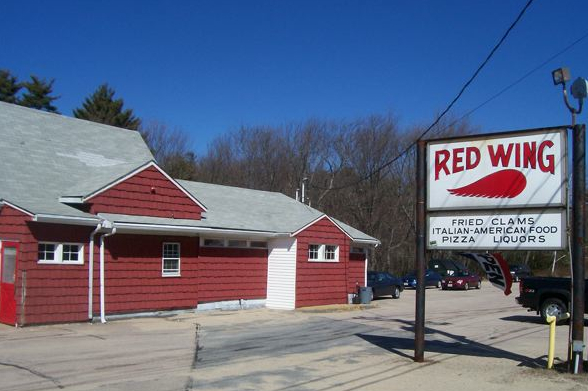 Red Wing Restaurant, South Walpole, MA