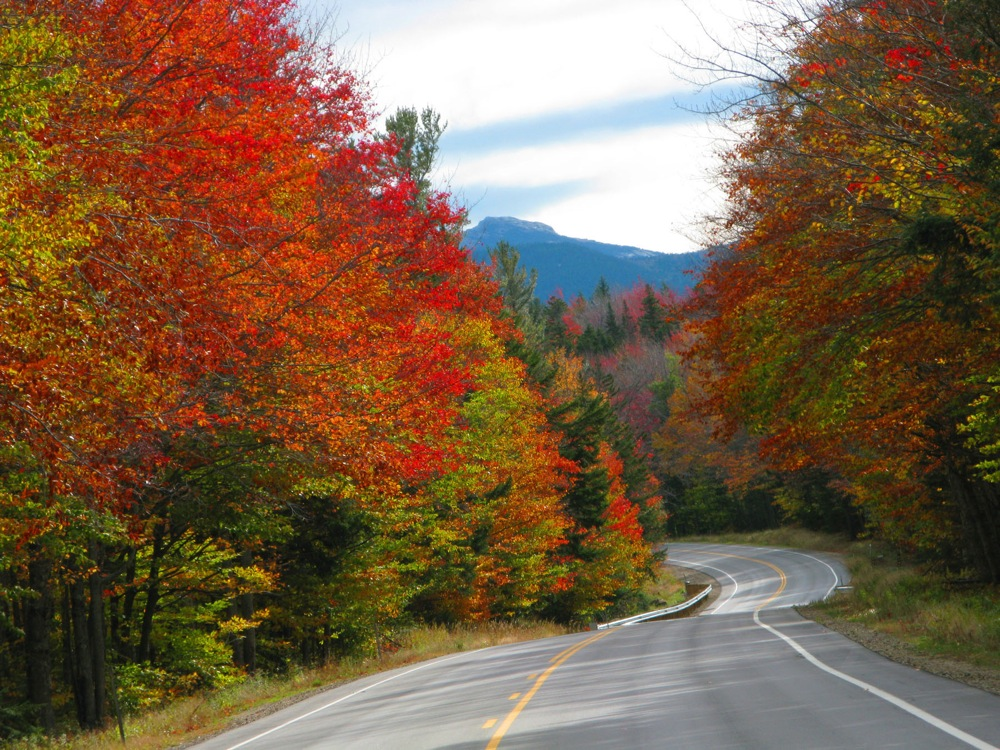 Scenic Drive, Kancamagus Highway, New Hampshire