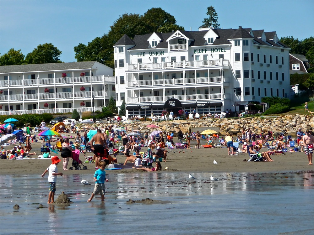 Union Bluff Hotel, York Beach, Maine