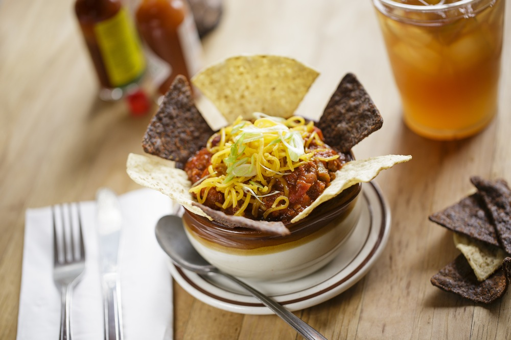Vanilla Bean Cafe award-winning chili recipe