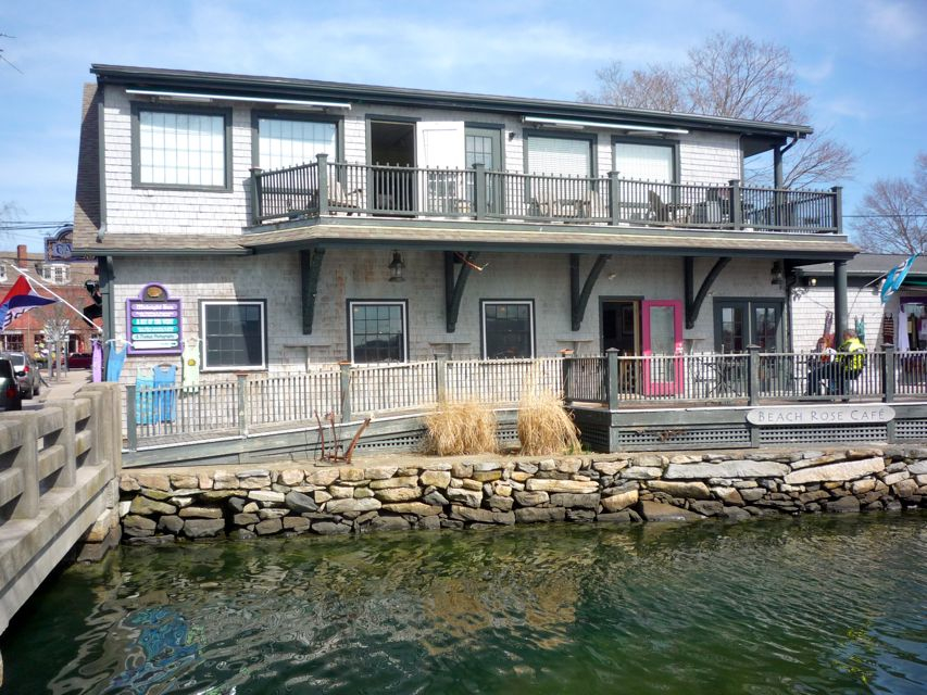 Image of Beach Rose Cafe, Wickford Village RI