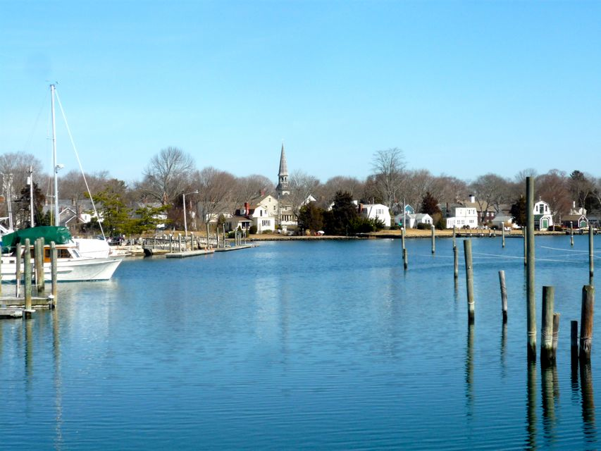 Image of Wickford Harbor RI