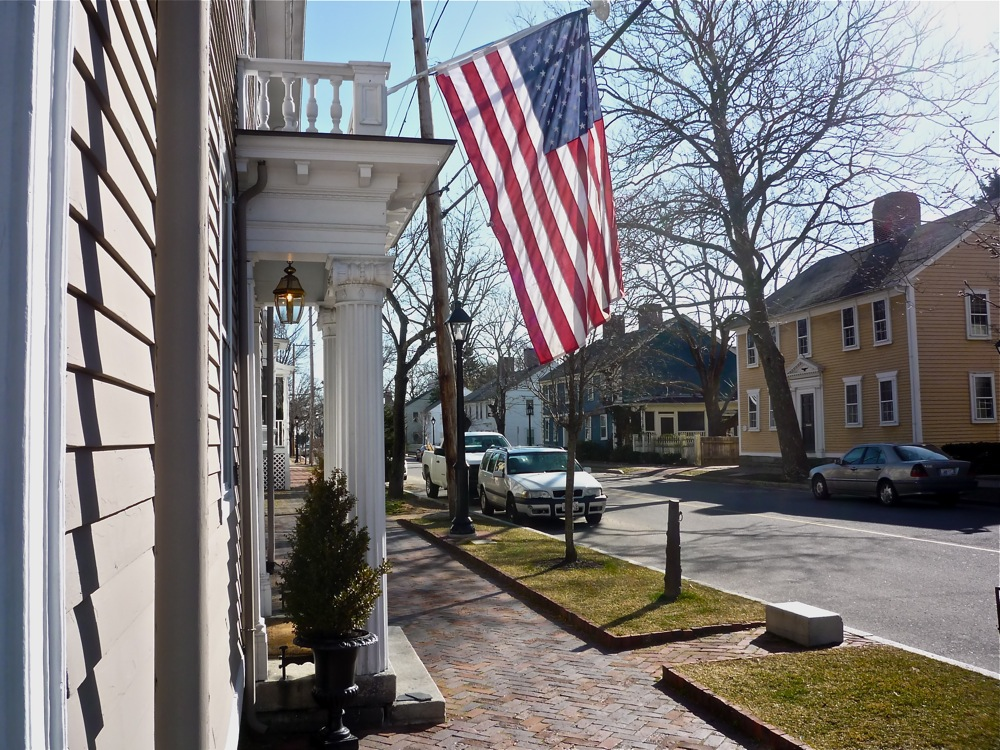 West Main Street, Wickford Village RI