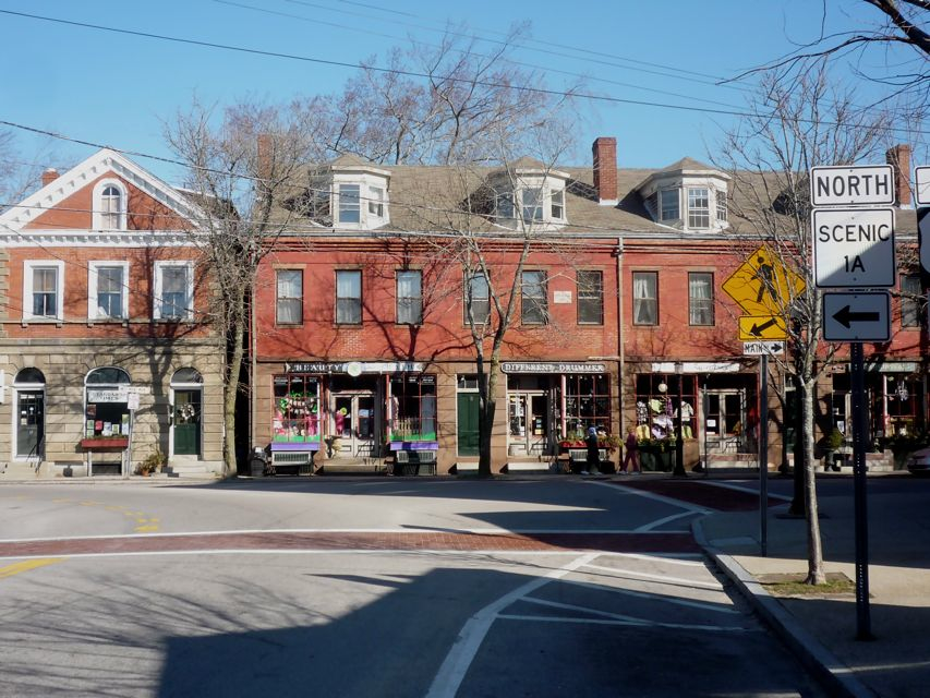 Image of Wickford Village RI