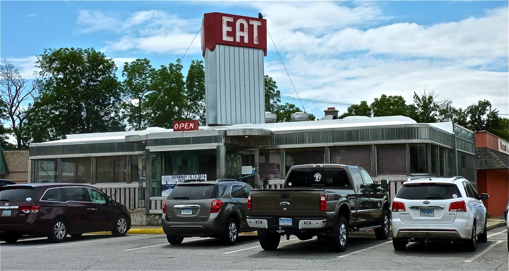 Zip's Diner in Dayville, Conn.
