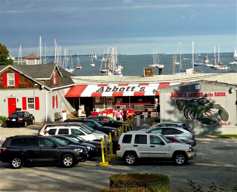 Recommended seafood restaurants in New England