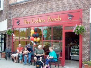 picture of coffee perch cafe walpole ma
