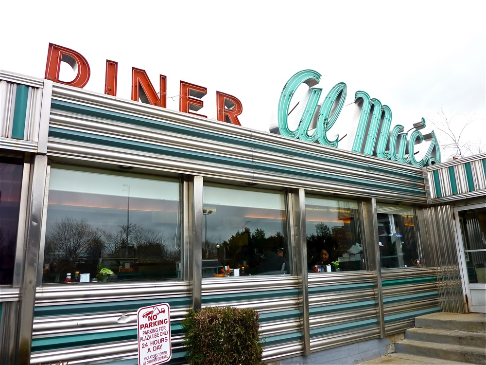 Al Mac's Diner in Fall River, Massachusetts.
