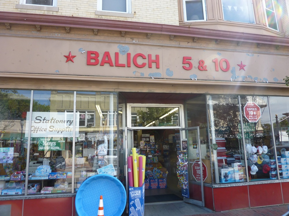 Going back in time at the Balich Five and Dime in Arlington, Mass.