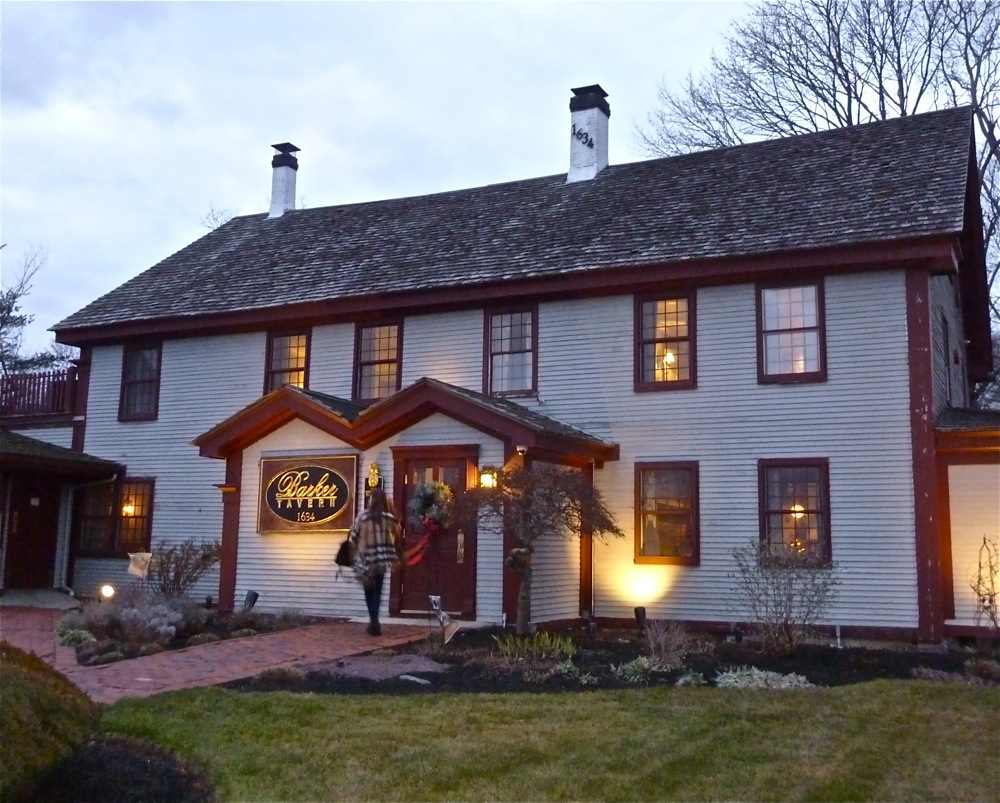 Barker Tavern, Scituate, Massachusetts