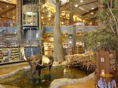 Bass Pro Shops, Patriot Place, Gillette Stadium, Foxborough, MA
