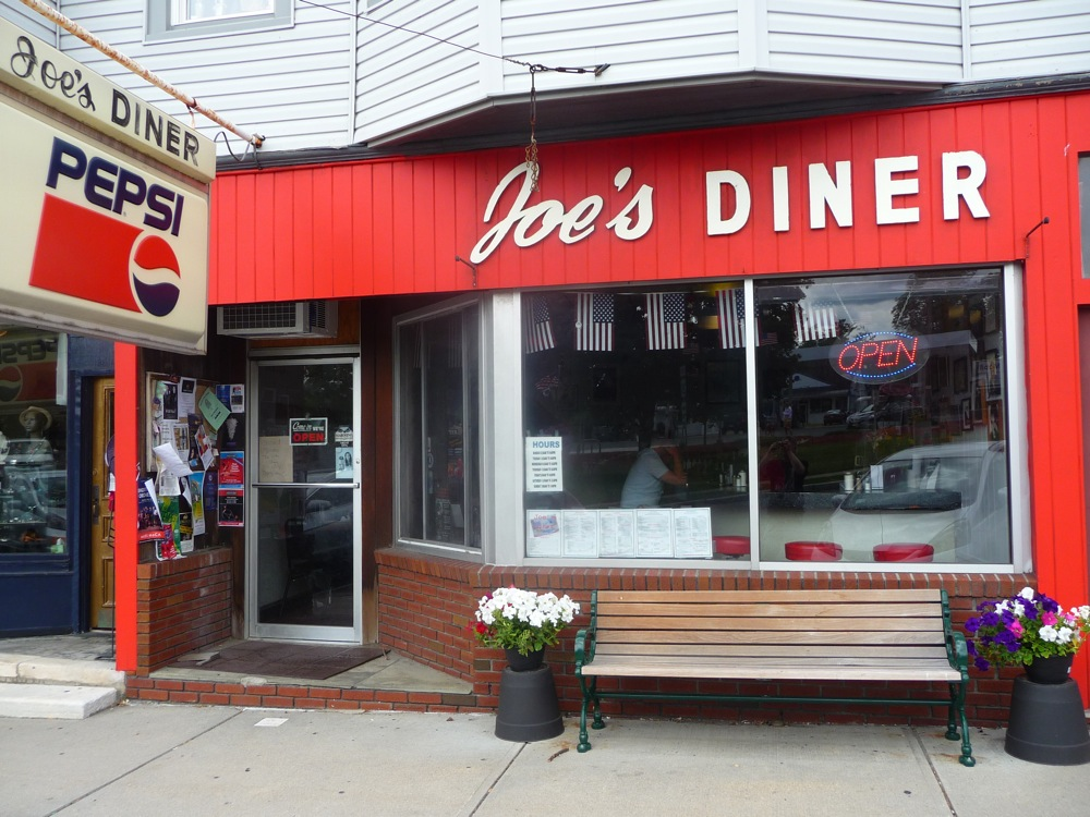 Joe's Diner in Lee, Massachusetts