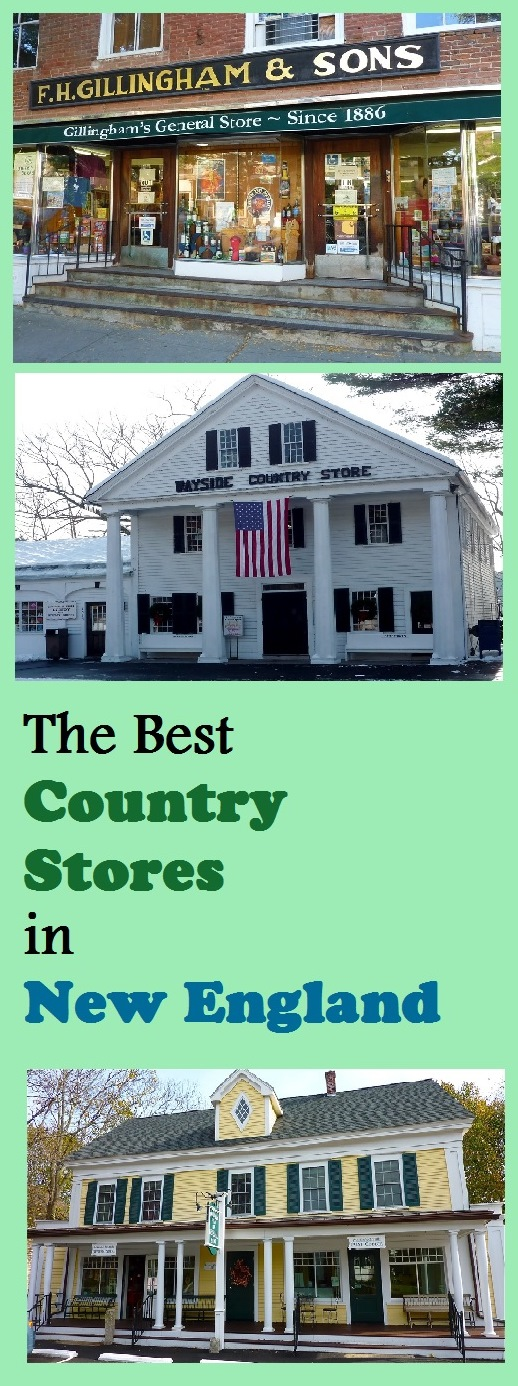 Best Country Stores in New England | Country Stores in Vermont