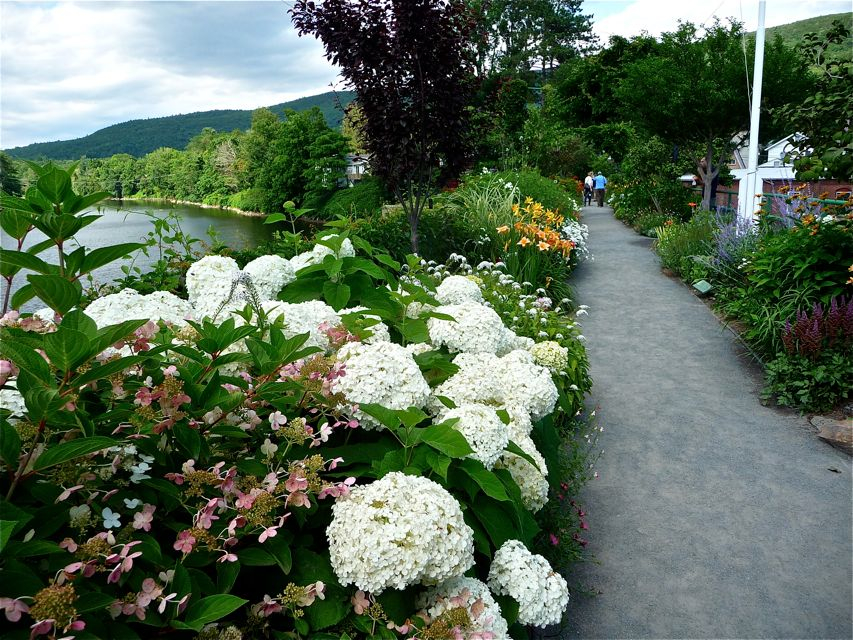Bridge of Flowers, Shelburne Falls MA