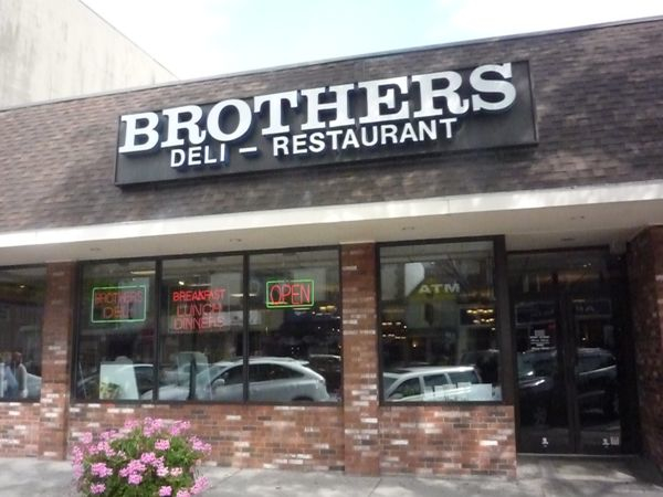 Brothers Deli And Restaurant Wakefield Ma Greek American