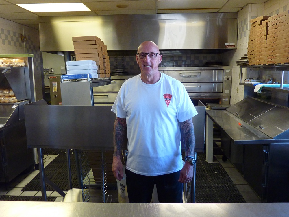 Kenny Martin, owner of Carmella's in Middletown, R.I.