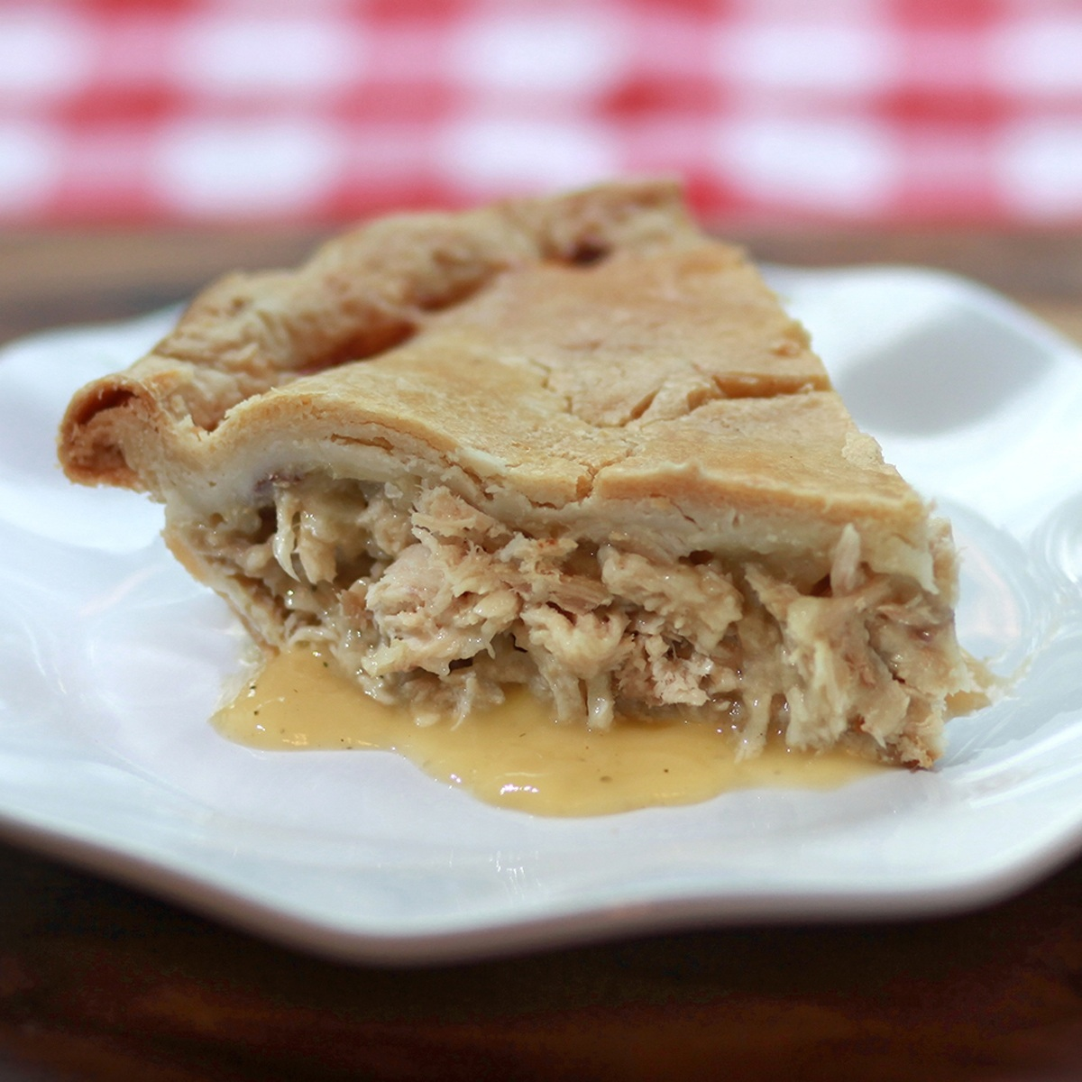 Centerville Pie Co. in Centerville, Mass. (Cape Cod) is know for its delicious chicken pies