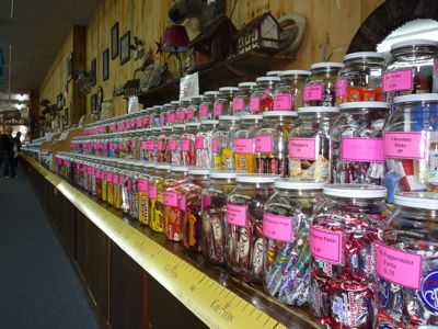 Chutters Candy Shop, Littleton, NH