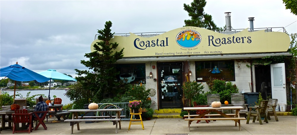 Coastal Roasters in Tiverton, Rhode Island