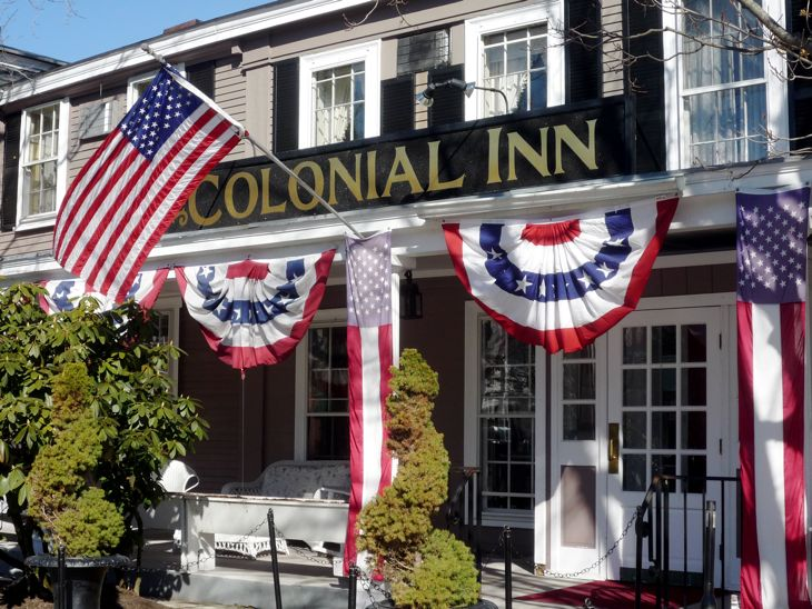 Colonial Inn, Concord, MA photo