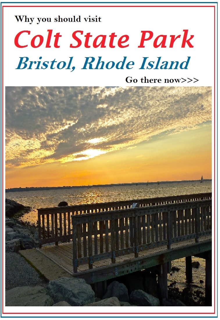 Why Colt State Park in Bristol, R.I., is one of the most beautiful state parks in New England.
