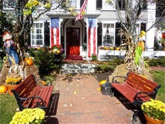 A walk through downtown Concord MA