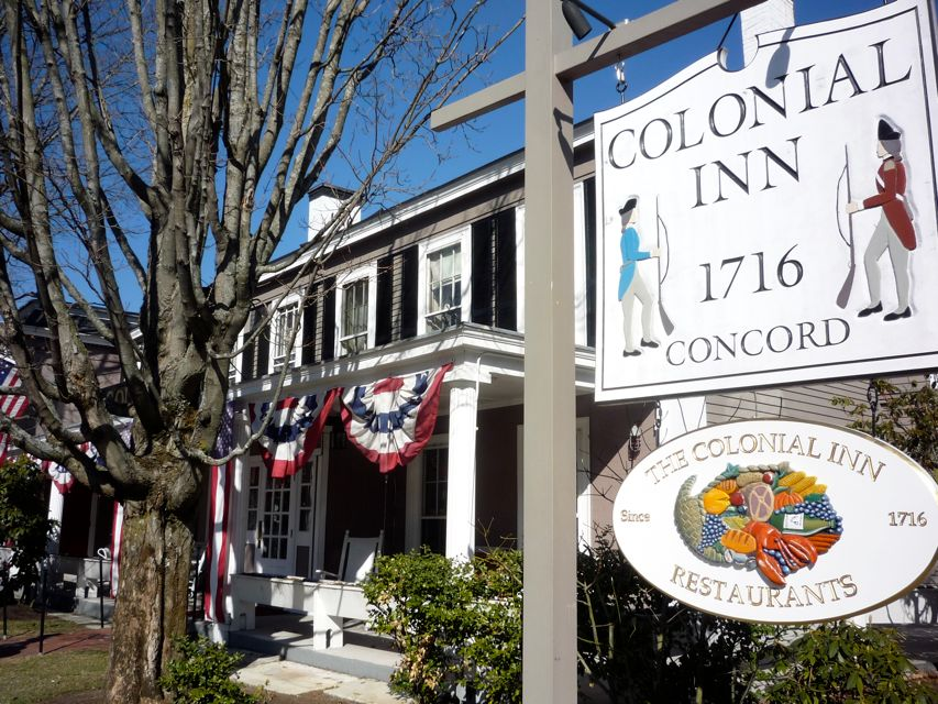 colonial house inn the best colonial style traditional dining in massachusetts