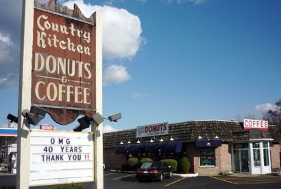 Country Kitchen Donuts Walpole MA