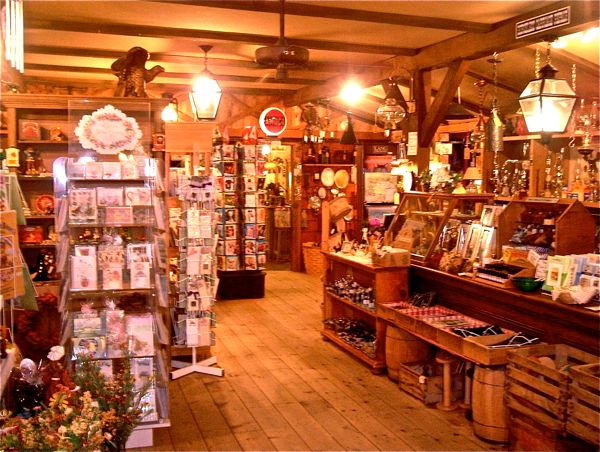 attic entrance ideas - Old Country Store and Emporium West Mansfield Village Mass