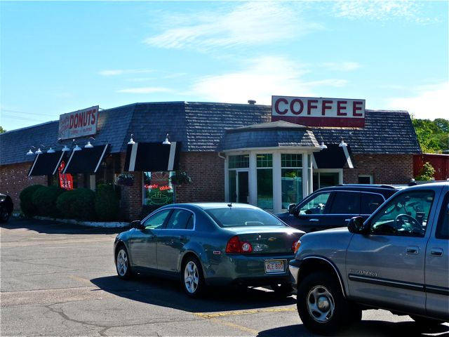 Country Kitchen Donuts and Coffee, Walpole Massachusetts
