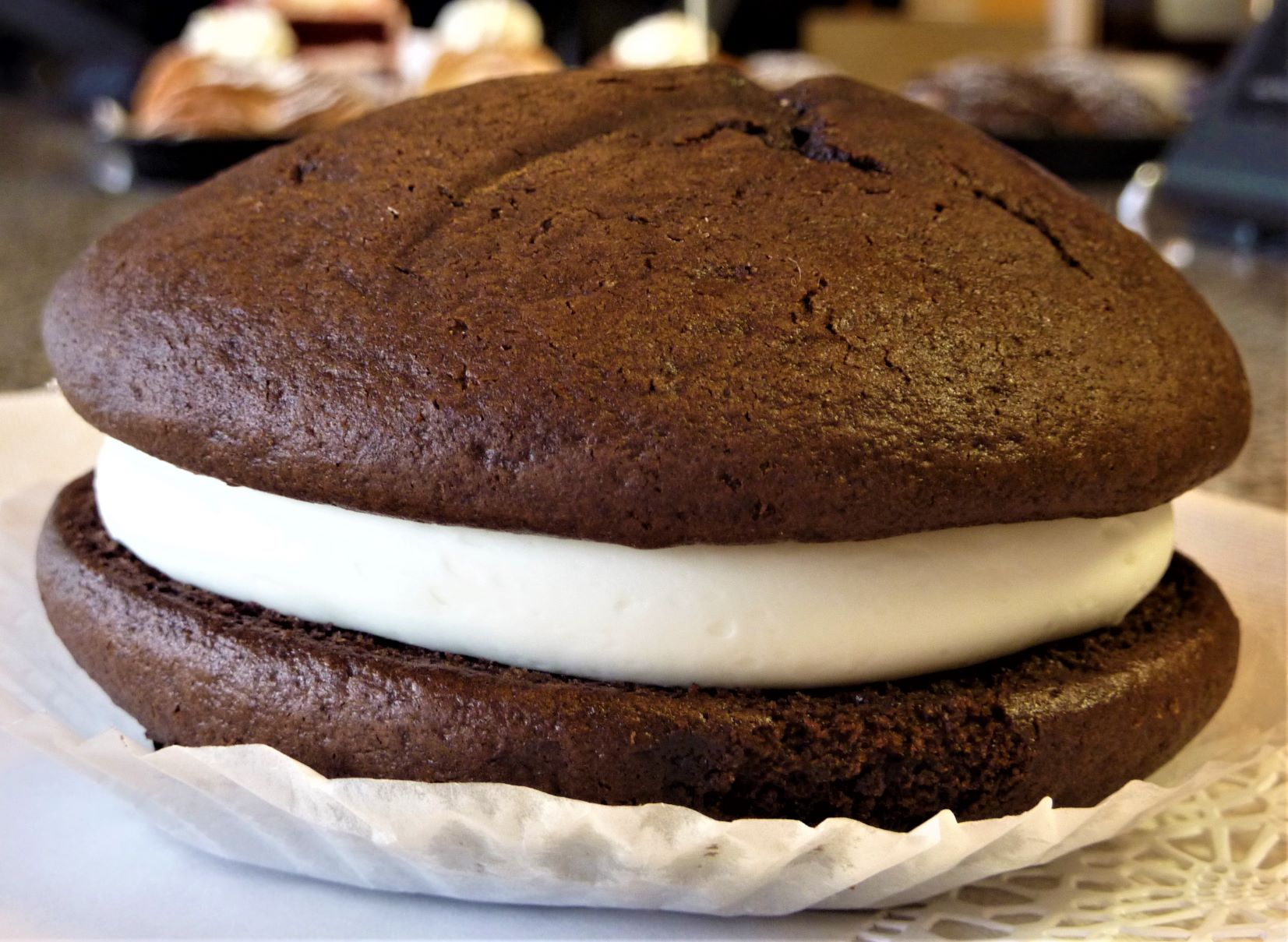 Montilio's whoopie pies at CRISPWalpole in Walpole, Mass.